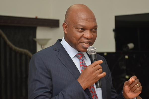 Osagie Okunbor, Managing Director, Shell Petroleum Development